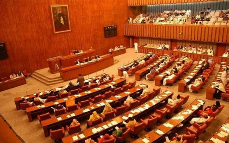 اپوزیشن نے اہم سینیٹ قائمہ کمیٹیاں مانگ لیں، حکومت کا صاف انکار ، ڈیڈ لاک برقرار
