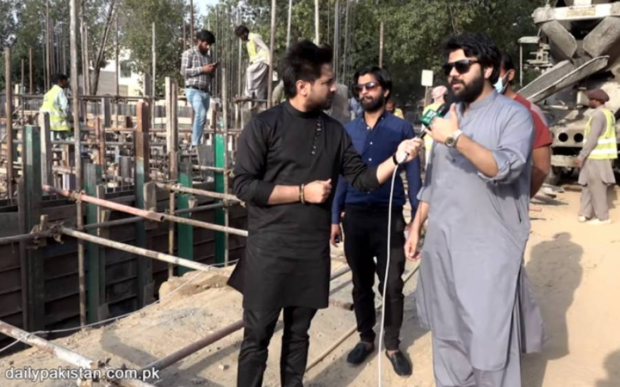 بحریہ ٹائون لاہور کی تاریخ کا سب سے بڑا رہائشی ٹاور