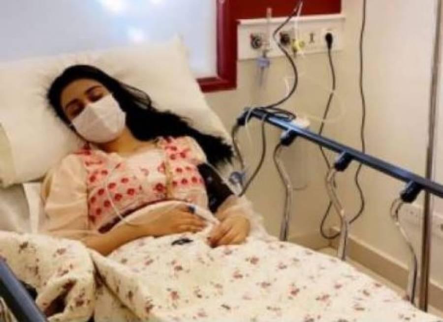 سارہ خان کودراصل کیا بیماری ہے؟ مینجر نے انکشاف کردیا