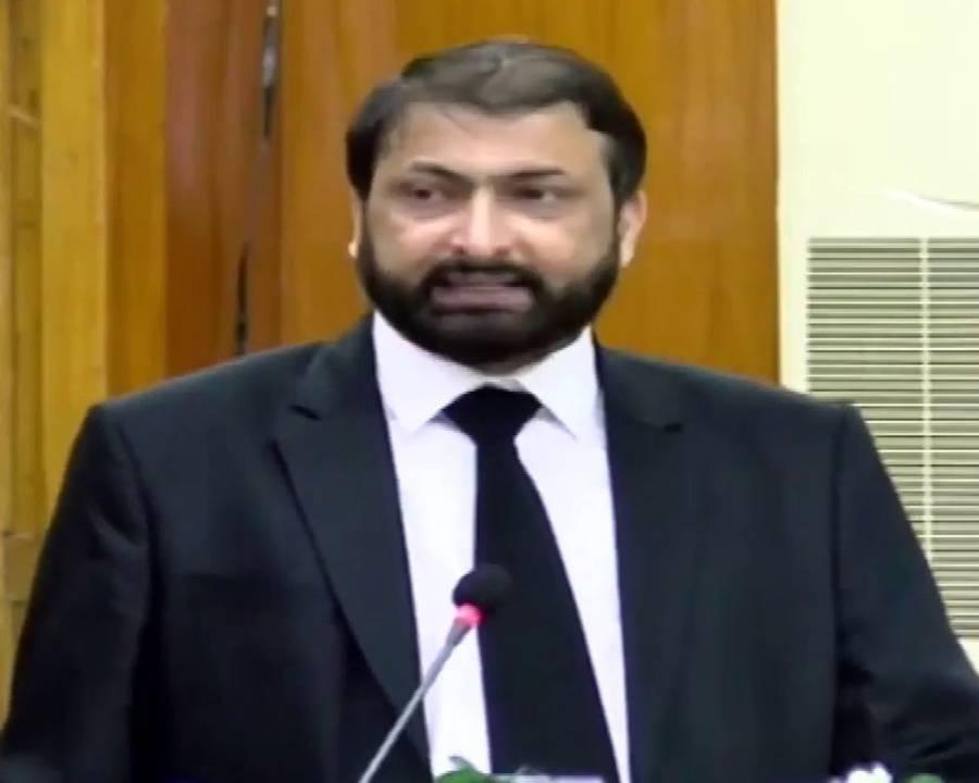 چیف جسٹس لاہور ہائیکورٹ کا انصاف کی فراہمی کیلئے تاریخی قدم