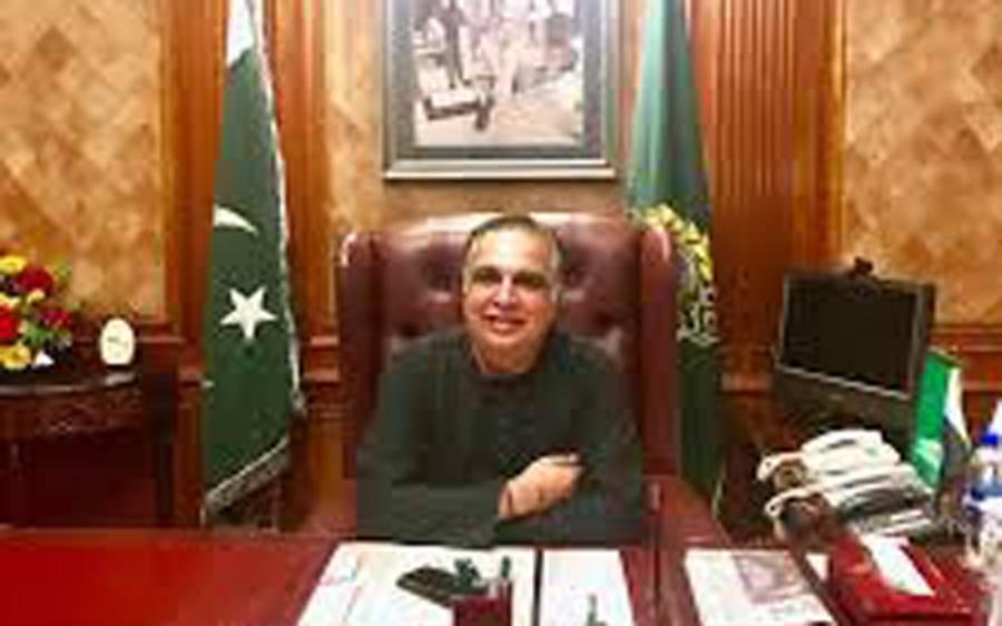کوئی بھوکانہ سوئے پروگرام دنیابھرمیں اپنی مثال آپ ہوگا،گورنر سندھ عمران اسماعیل