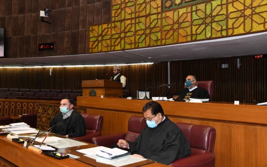 قومی اسمبلی میں قرار داد پیش ہونے کے بعد کالعدم ٹی ایل پی نے بڑا اعلان کردیا