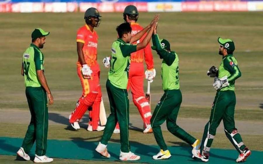 پاکستان کے خلاف شکست ، زمبابوے کے کپتان ںے اپنی ہی غلطیوں کو شکست کی وجہ قرار دے دیدیا