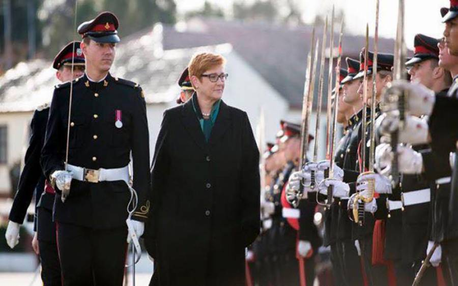 آسٹریلیا نے چین کے ساتھ بیلٹ اینڈ روڈ منصوبے میں شمولیت کا معاہدہ منسوخ کردیا