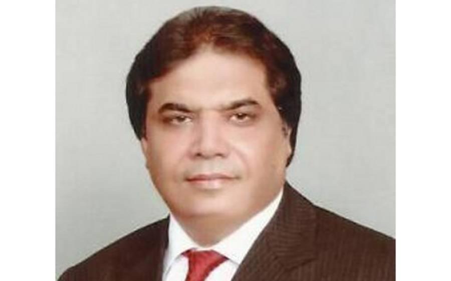 ن لیگی رہنما حنیف عباسی کے گرفتاری کے وارنٹ جاری