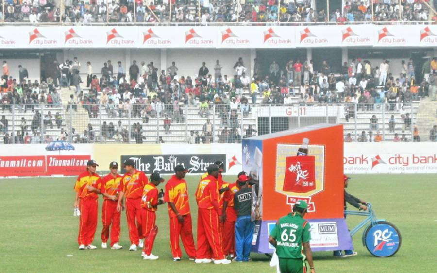 دوسرے ٹی 20 سے قبل زمبابوے کی ٹیم کو بڑا دھچکا لگ گیا