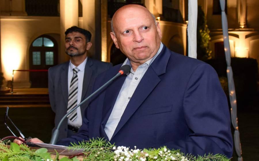 گورنر پنجاب سے جہانگیر ترین گروپ کے رہنماؤں کی ملاقات،تحفظات سے آگاہ کیا
