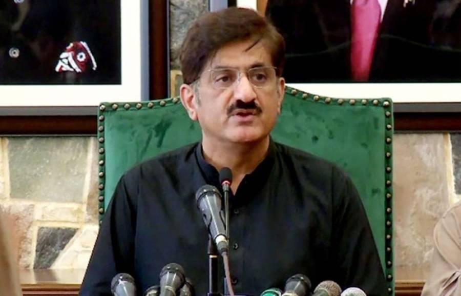 وزیر اعلیٰ سندھ کی زیر صدارت کورونا ٹاسک فورس کا اجلاس، کورونا کے پھیلاؤ پر اظہار تشویش