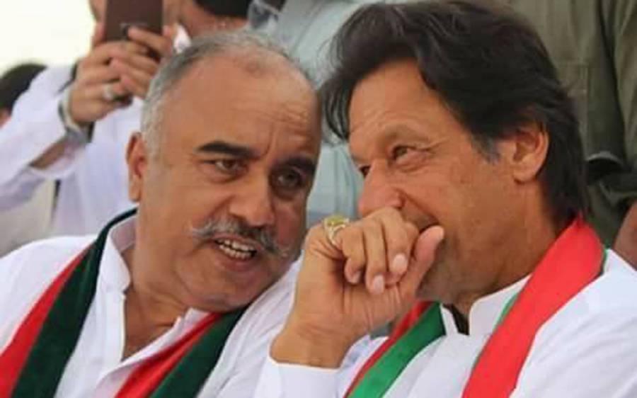 عمران خان کو سیاست میں آنے کا مشورہ میں نے دیا تھا،گورنر خیبرپختونخوا شاہ فرمان کا دعوی