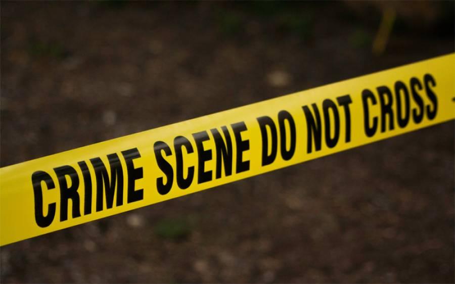 لاہور میں میاں بیوی کو گھر میں گھس کر چھریاں مار کر قتل کردیا گیا