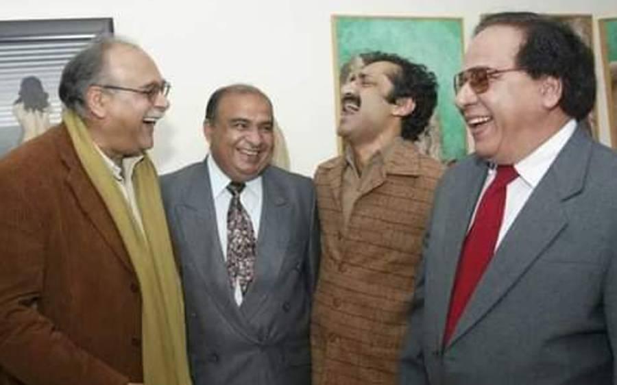 قہقہے بکھیرنے والا تنویر عباس نقوی۔۔۔!!!