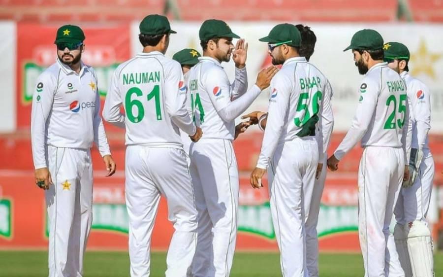 پاکستان بمقابلہ زمبابوے, پہلے ٹیسٹ میچ کا نتیجہ سامنے آگیا