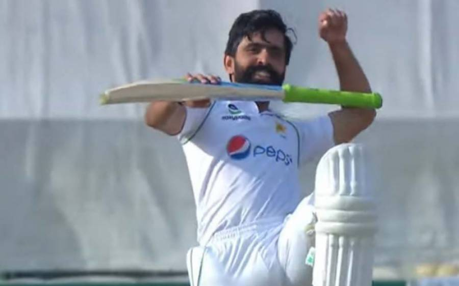 فواد عالم نے انوکھا ریکارڑ قائم کرتے ہوئے تمام پاکستانی بلے بازوں کو پیچھے چھوڑ دیا