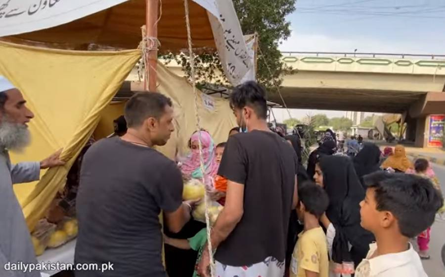 پاکستان کی وہ جگہ جہاں رمضان میں فروٹ 10 روپے فی کلو فروخت ہوتا ہے