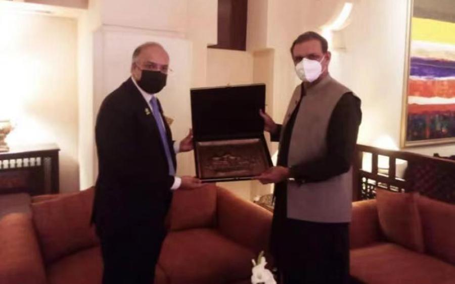 پاکستان جیمز اینڈ جیولری ڈویلپمنٹ کمپنی اور سی پیک اتھارٹی جیمز اینڈ جیولری سیکٹر کی ترقی کے لیے شراکت داری پر متفق ہوگئے