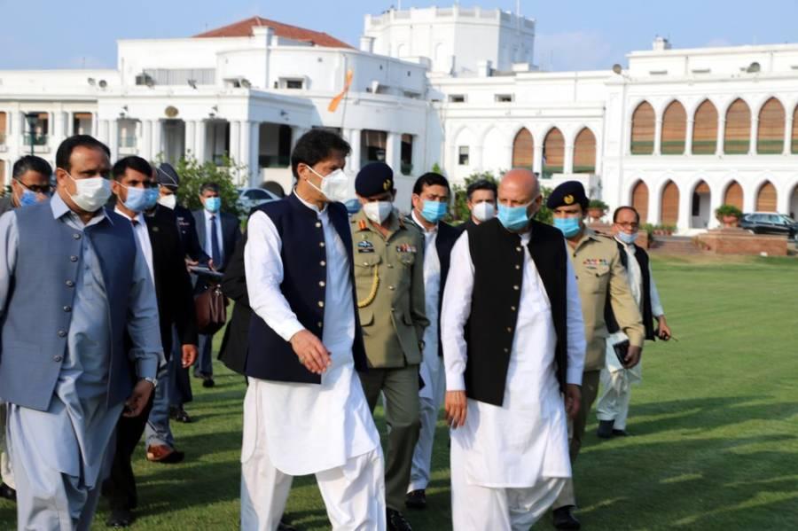 وزیراعظم رواں ہفتے لاہور کا دورہ کرینگے