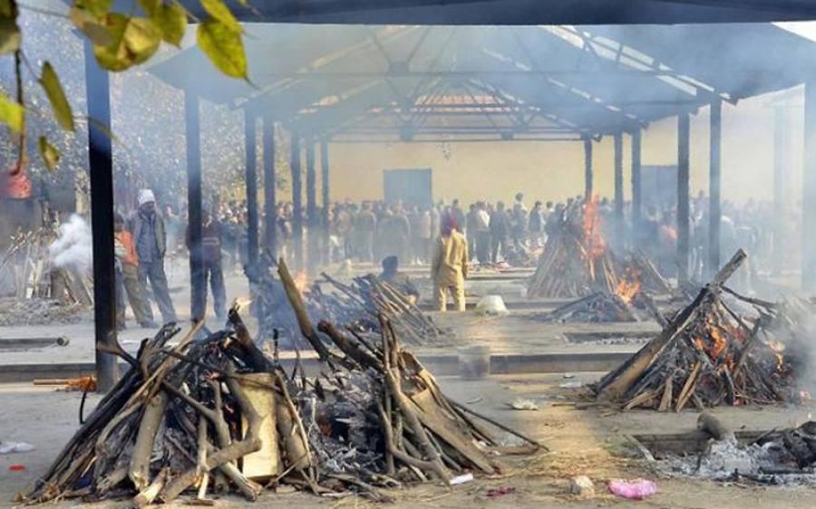 بھارت میں حکومت کورونا کے اعداد و شمار چھپانے لگی، ایک شہر میں 2557 مریض ہلاک لیکن حکومت کی گنتی اتنی کم کہ تشویش کی لہر دوڑ گئی