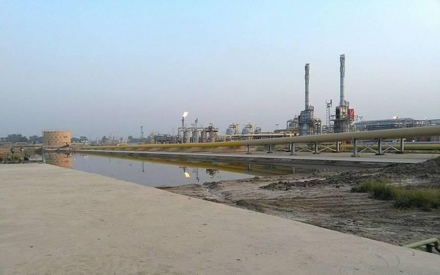 پاکستان کے اہم علاقے سے گیس کی پیداوار شروع کردی گئی