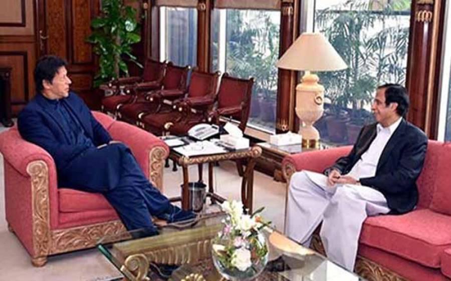 چوہدری پرویز الہی بھی وزیراعظم کے معترف، بڑی بات کہہ دی