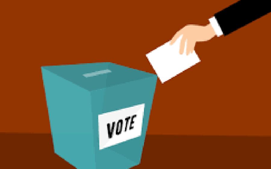 پی پی 84خوشاب میں ضمنی انتخاب کیلئے پولنگ کا عمل جاری