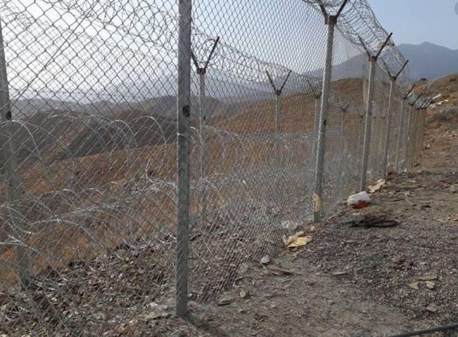 پاک افغان سرحد پر باڑ لگانے والی ٹیم پر دہشتگردوں کاحملہ،چار جوان شہید، چھ زخمی