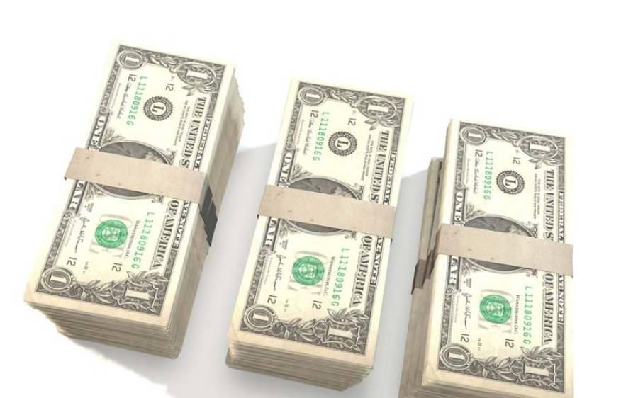 انٹربینک میں ڈالرکی قیمت میں 29 پیسے کمی