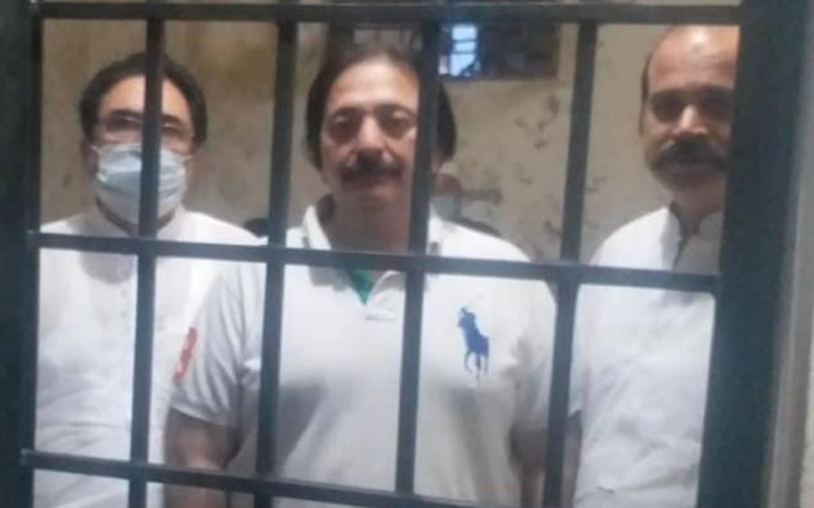 لاہور پولیس کی بڑی کارروائی ، ٹاپ ٹین میں سرفہرست گوگی بٹ ساتھیوں سمیت گرفتار