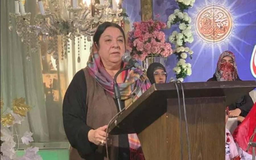پنجاب میں اب تک 16لاکھ سے زائد افراد کو ویکسین لگا چکے ہیں ،ڈاکٹر یاسمین راشد