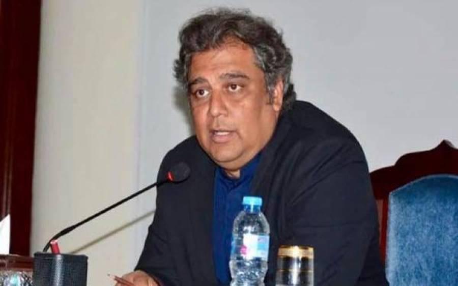 وفاقی وزیر علی زیدی نے اہم لیگی رہنما کو 10 کروڑ روپے ہرجانے کا نوٹس بھجوادیا