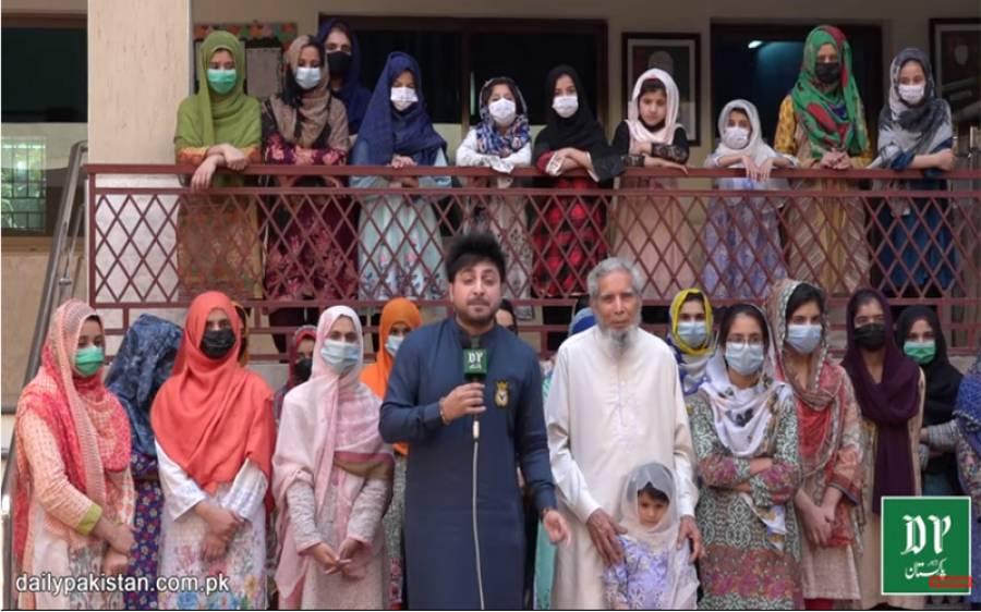 وہ پاکستانی جو 56 سال سے یتیم بچیوں کی کفالت کر رہا ہے، شادیاں بھی کروائیں اور ان کے گھر بھی جاتے ہیں