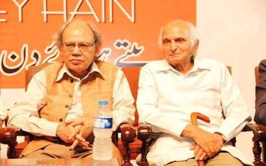 اردو کے نامور ادیب اور نقاد شمیم حنفی کورونا کے باعث انتقال کرگئے