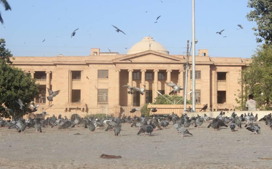 سندھ ہائیکورٹ کا عید تک اورنگی اور گجر نالے پر تجاوزات کیخلاف آپریشن فوری روکنے کا حکم