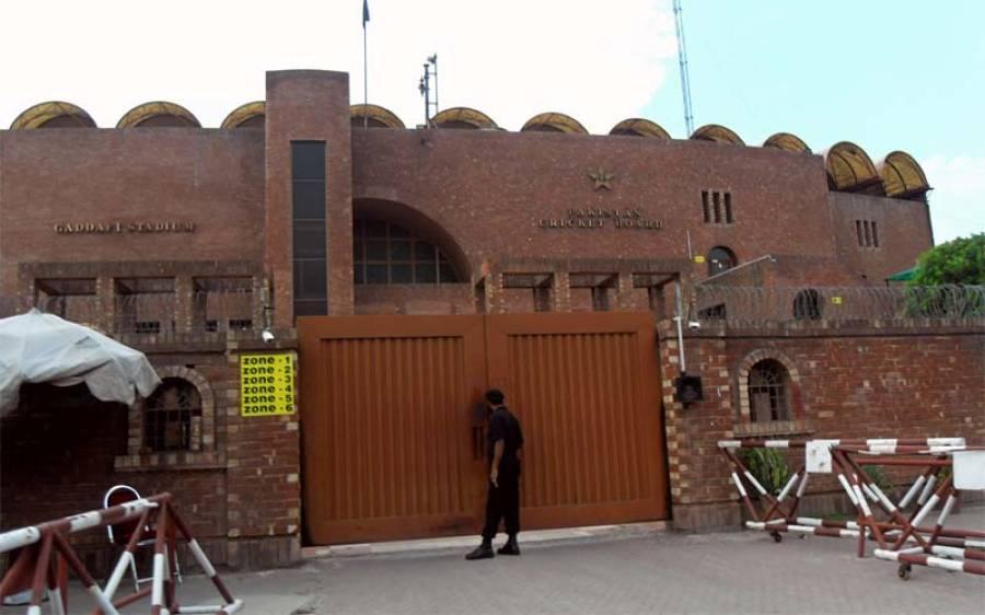 پاکستان کرکٹ بورڈ نے کورونا ویکسی نیشن کا پہلا مرحلہ مکمل کرلیا