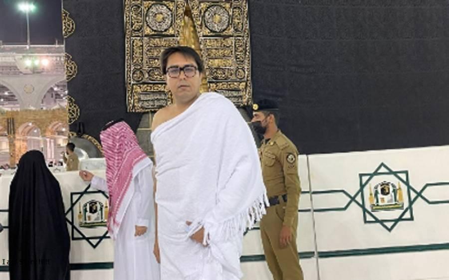 ن لیگی صدر کو ائیرپورٹ روکےجانے پرسعودی عرب میں بیٹھے شہباز گل خود کو نہ روک پائے ، ایسی بات کہہ دی کہ ن لیگی قیادت تلملا اٹھے