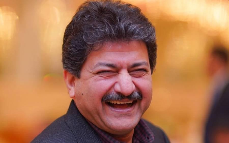 وزیراعظم عمران خان کا دورہ سعودی عرب اور بھارت کے ساتھ بیک ڈور رابطوں کی کہانی ،حامد میر نے تہلکہ خیز انکشافات کردیئے