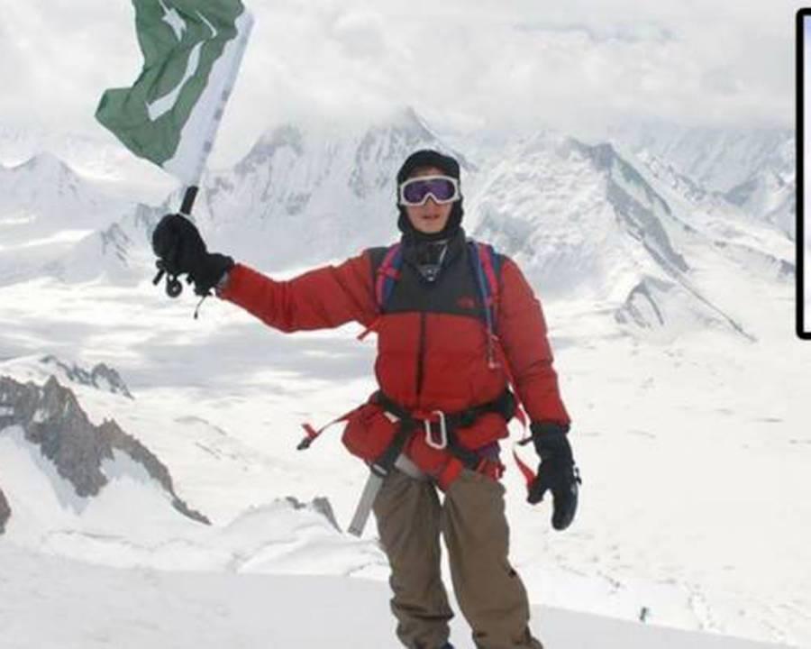 شہروز کاشف نے ماﺅنٹ ایورسٹ سر کرکے کم عمر پاکستانی کوہ پیما کا اعزا ز حاصل کرلیا