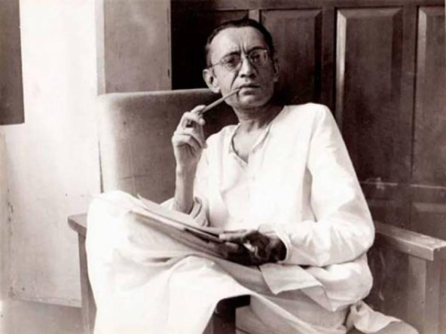 اردو کے عظیم افسانہ نگار سعادت حسن منٹو کی آج 109ویں سالگرہ منائی جا رہی ہے