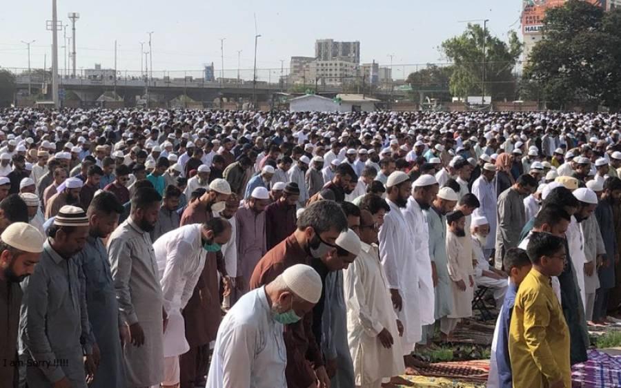 حکومت بلوچستان نے عید الفطر کے موقع پر کورونا وائرس کا پھیلاؤ روکنے کے لئے ہدایات جاری کردیں