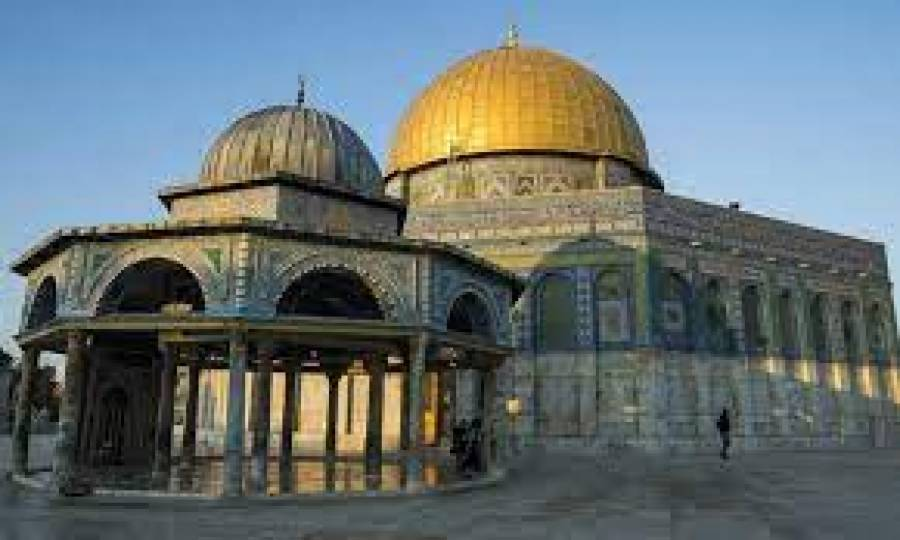 مسجد اقصیٰ پرحملہ اورفلسطینیوں پر مظالم ، مزاحمتی تحریک 'حماس' کی اسرائیل کےخلاف جوابی کارروائی ، 130 میزائل داغ دیئے