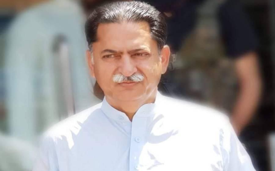 جاوید لطیف کو 14روزہ ریمانڈ پر جیل منتقل کردیا گیا