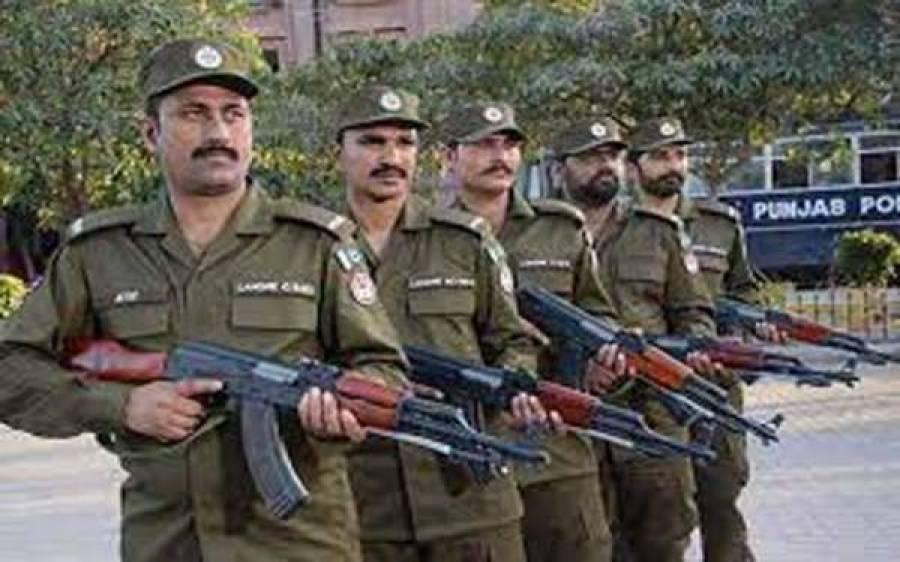 عید الفطر کے موقع پر سکیورٹی انتظامات، پنجاب پولیس نے پلان تشکیل دیدیا