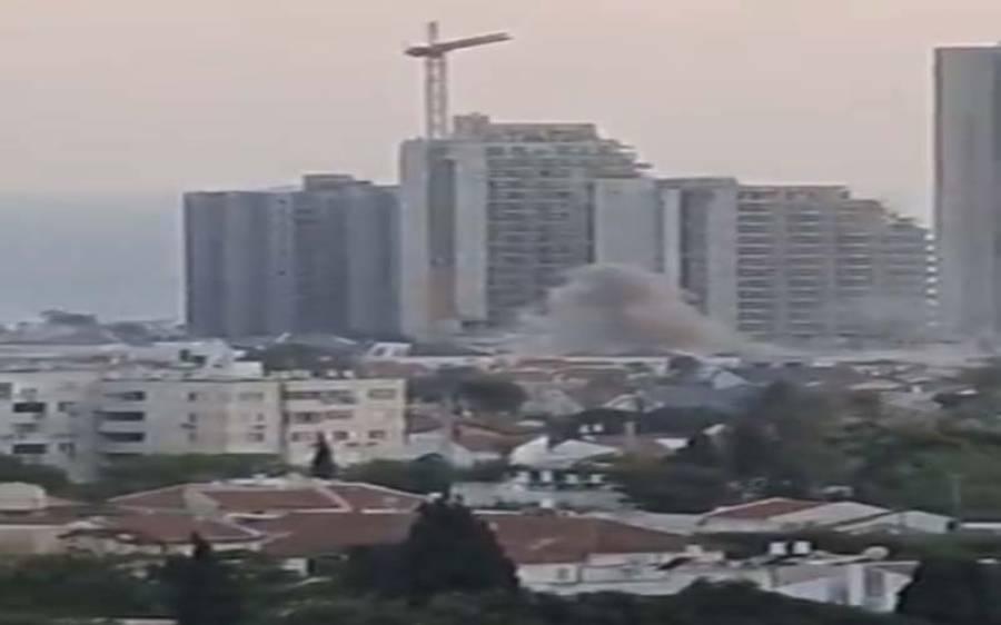 حماس کا اسرائیل پر ایک اور حملہ، ویڈیو بھی سامنے آگئی, اب تک کتنے اسرائیلی ہلاک اور زخمی ہوچکے ؟ آپ بھی جانیں