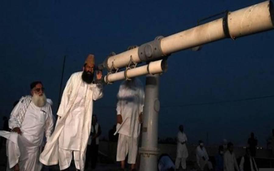 مفتی منیب کا قضا روزہ رکھنے کا اعلان، طاہر محمود اشرفی بھی میدان میں آگئے
