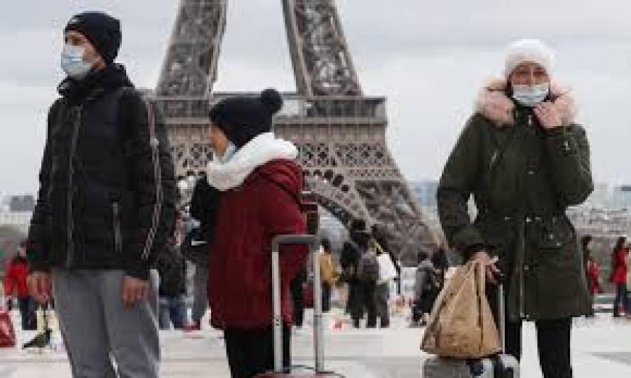 مظلوم فلسطینیوں کی حمایت میں مظاہرے، فرانس نے پابندی عائد کردی