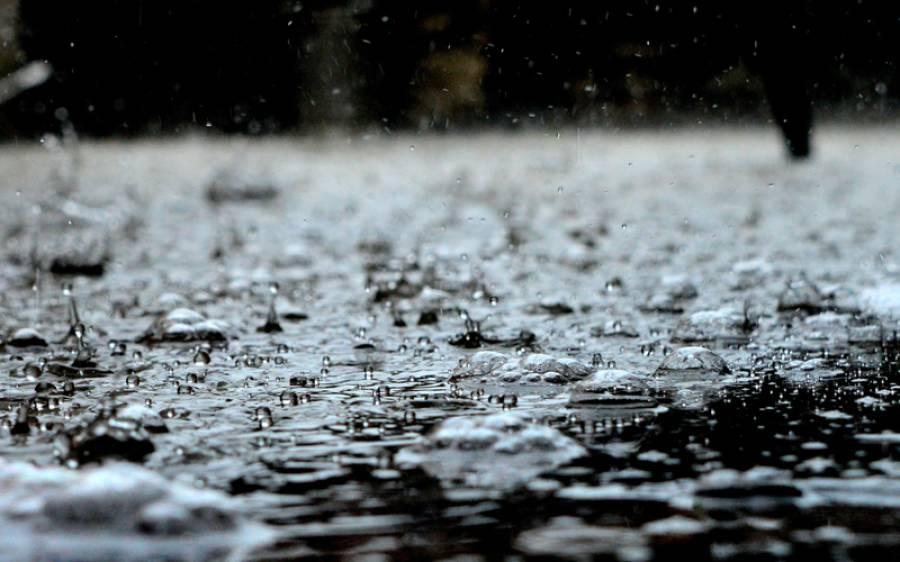 صوبے بھر میں طوفانی بارشوں کی پیشگوئی