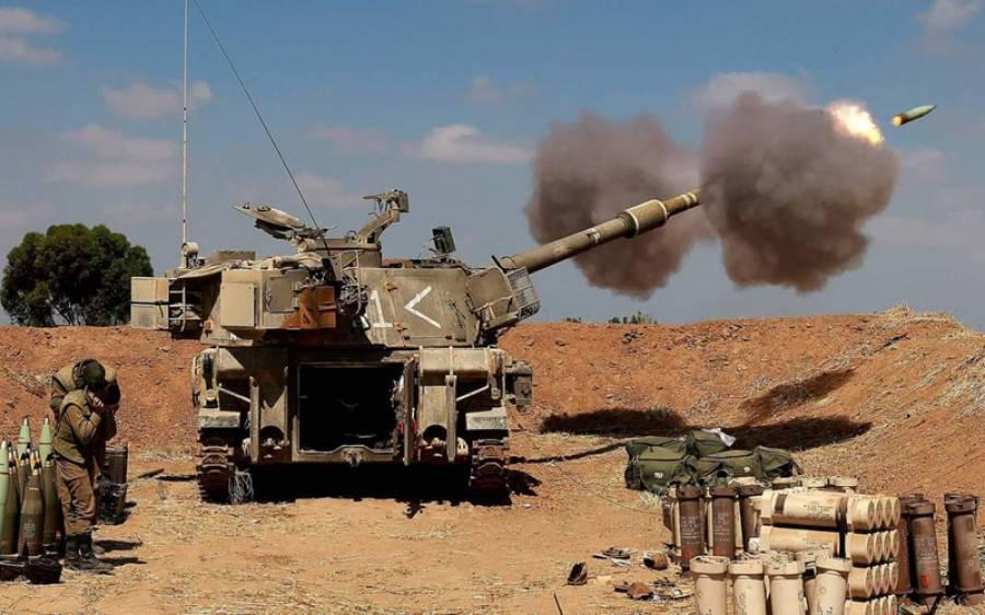 اسرائیل کی زمینی فوج غزہ میں داخل ہوئی تو ۔۔۔حماس نے دبنگ اعلان کرتے ہوئے صیہونی فوج کو خبردار کردیا