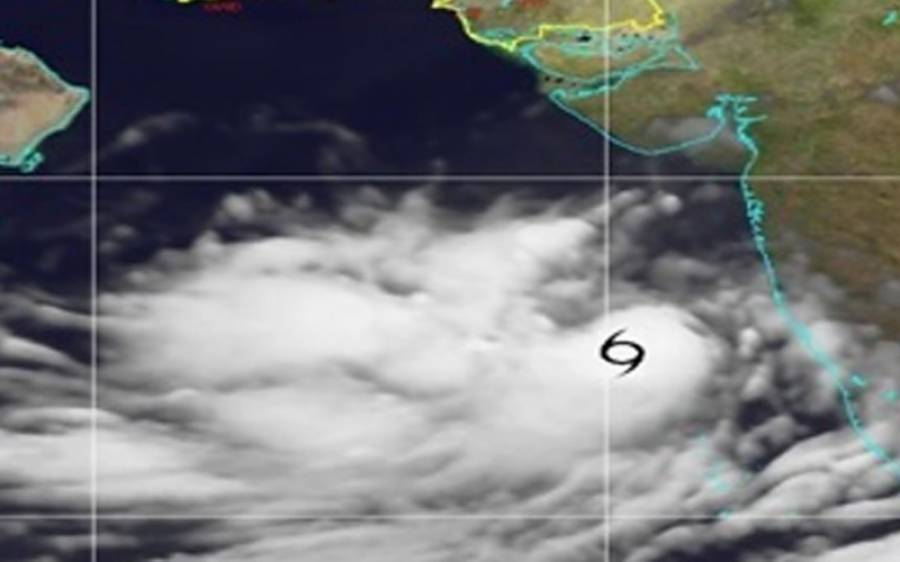 سمندری طوفان کا خطرہ ، محکمہ موسمیات نے چوتھا الرٹ جاری کردیا