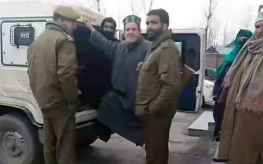 اسرائیل اور انڈیا کے خلاف مظاہرے ، مقبوضہ کشمیر سے تین درجن سے زائد نوجوان گرفتار