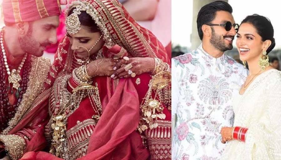 دیپیکا اور رنویر کی شادی میں مہمانوں کو موبائل لانے کی اجازت نہ ہونے کی وجہ اداکارہ نے خود بتا دی