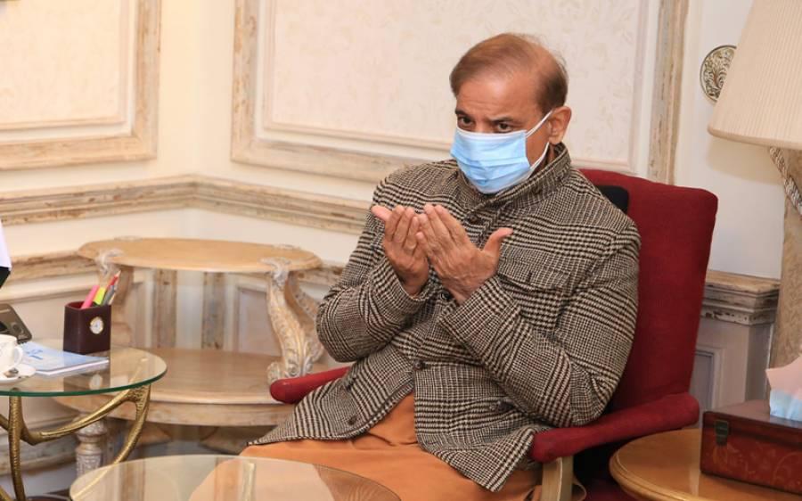 شہبازشریف کا اے این پی کے سربراہ کو ٹیلی فون ، بیگم نسیم ولی خان کی وفات پر اظہار تعزیت